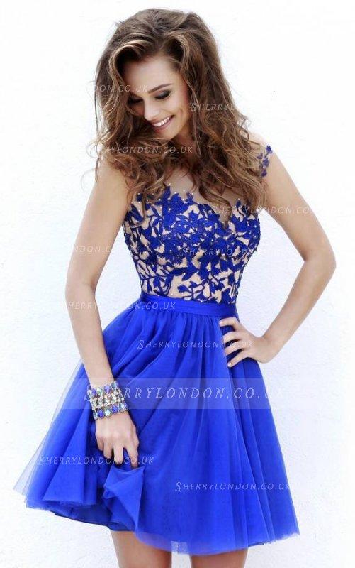 Blue dress-min