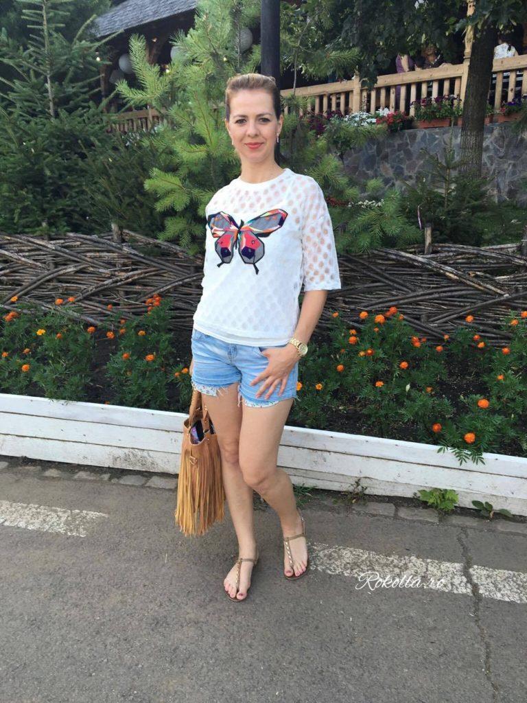 T-shirt Butterfly-min