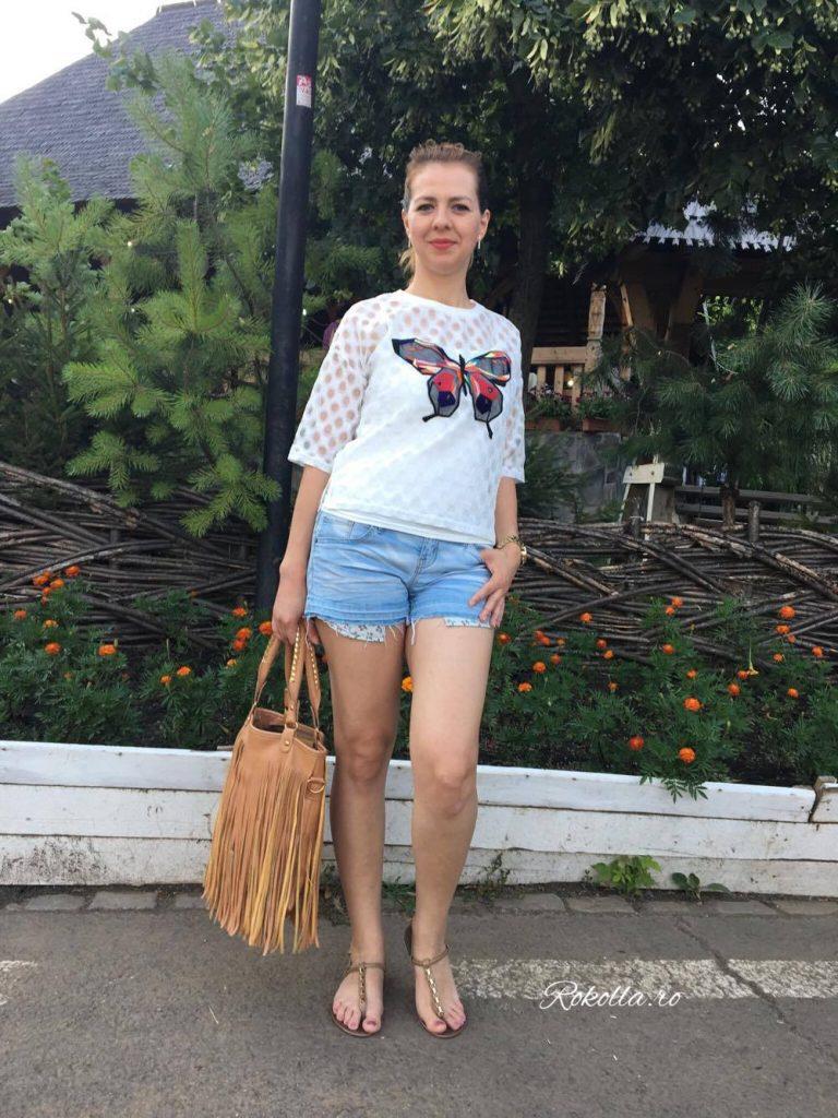 T-shirt Butterfly2-min