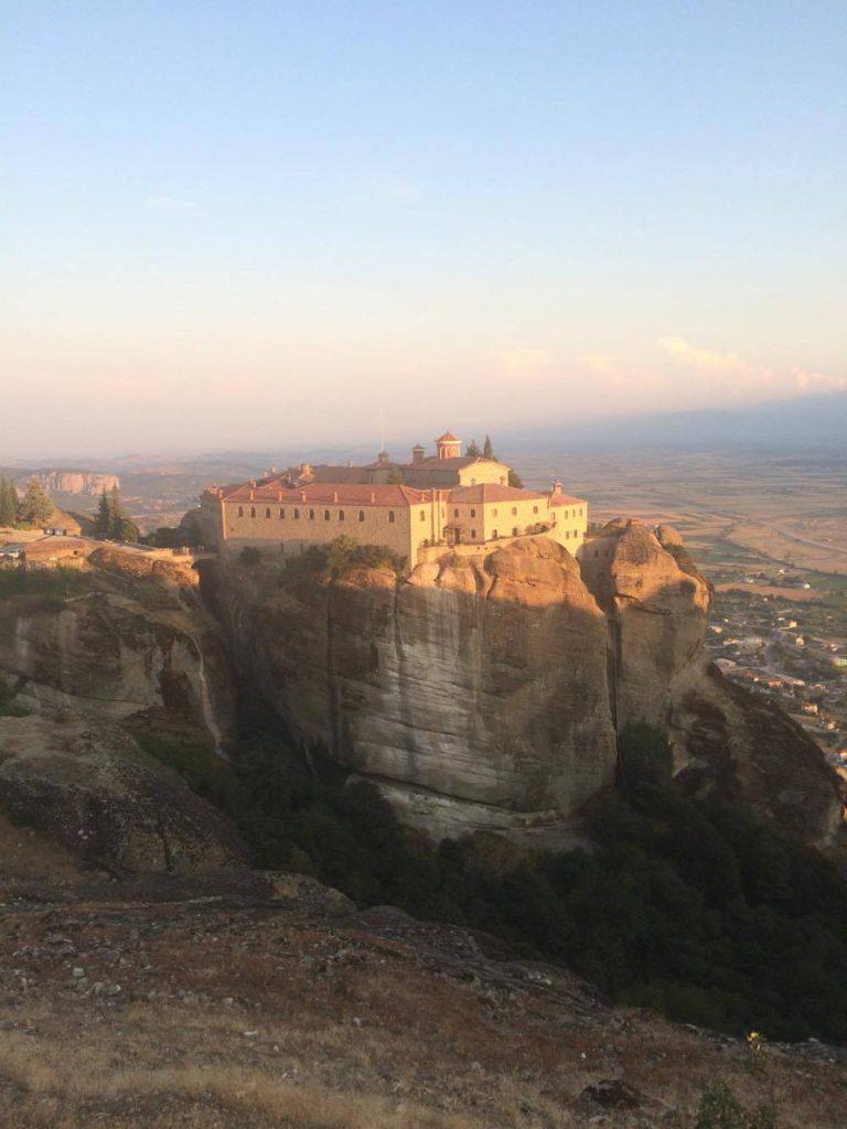 Manastire Meteora-min