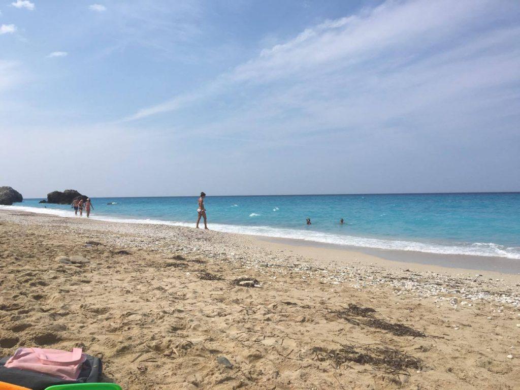 Plaja Lefkada-min