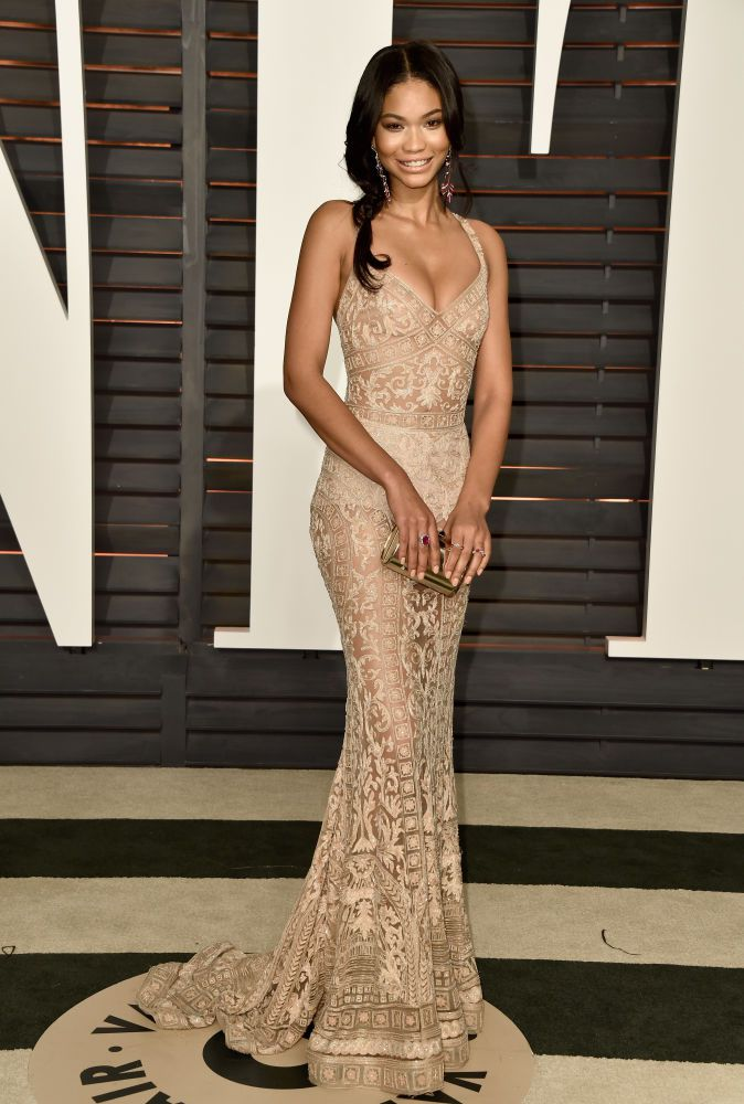 oscar-2015-after-party-chanel-iman-rochie-zuhair-murad-min