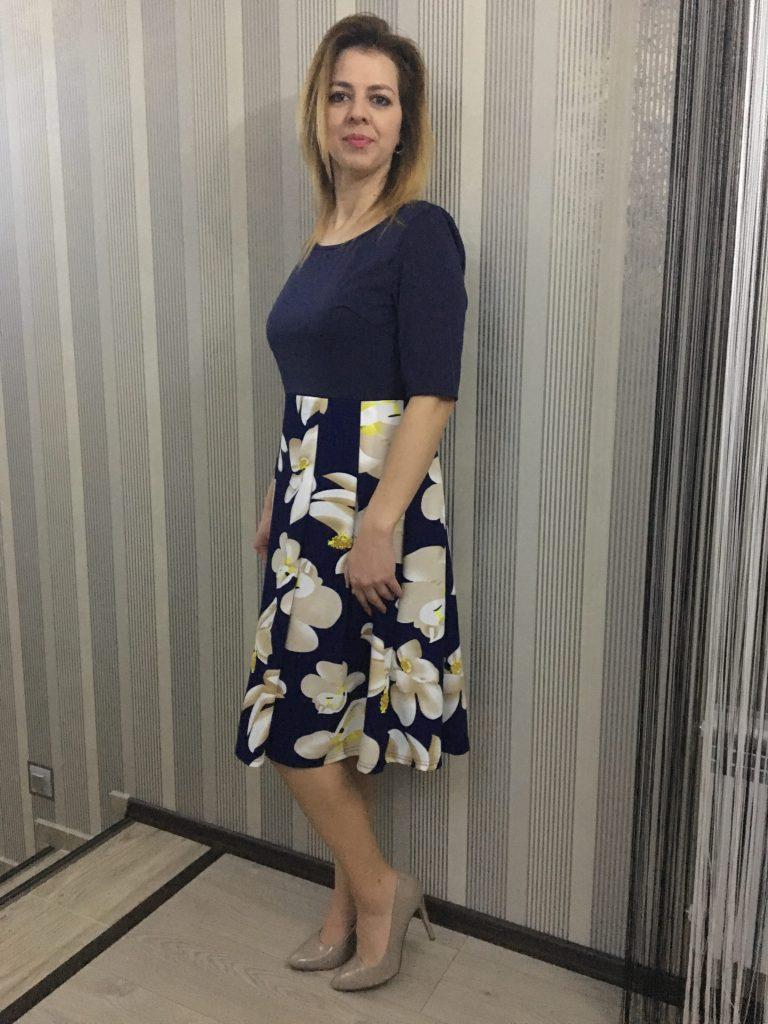 rochie-inflorata-fashionmia