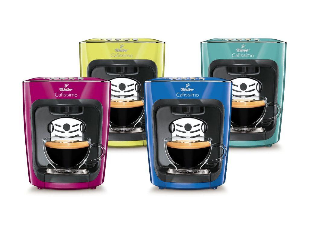 adaug culoare gustului cu noile espressoare tchibo cafissimo mini. Black Bedroom Furniture Sets. Home Design Ideas