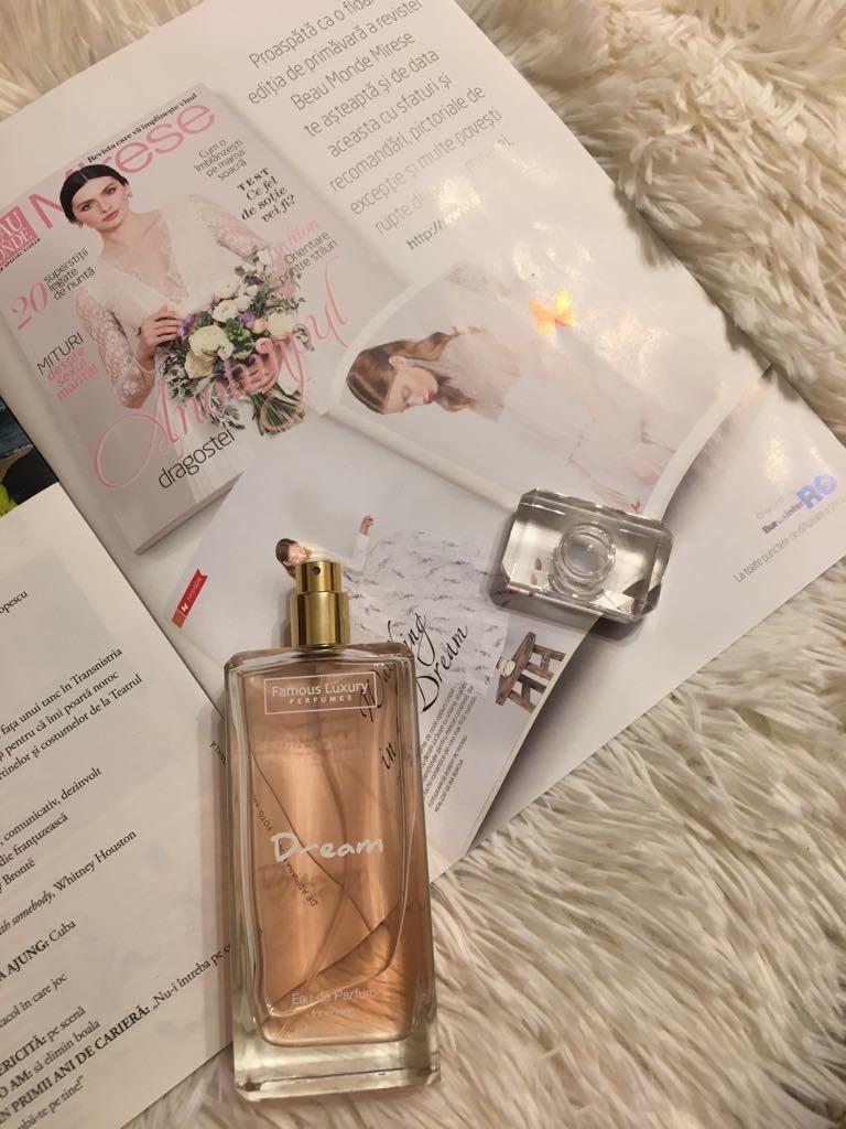 Parfumul Dream De La Parfumuri Celebreeu Review